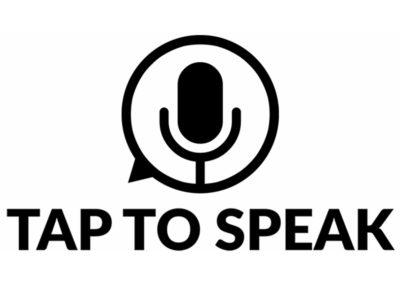 TapToSpeak